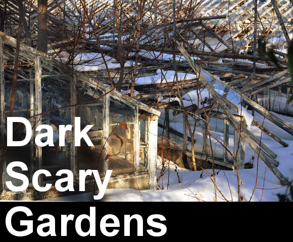 Halloween Special – Dark Scary Gardens: Inspired by Children of the Corn