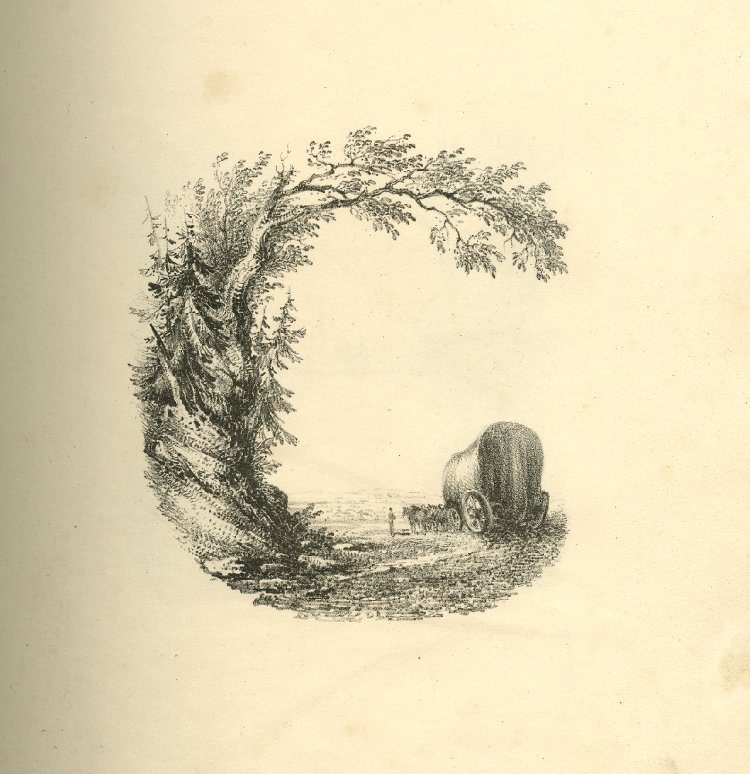 Landscape Letters by Charles Joseph Hullmandel