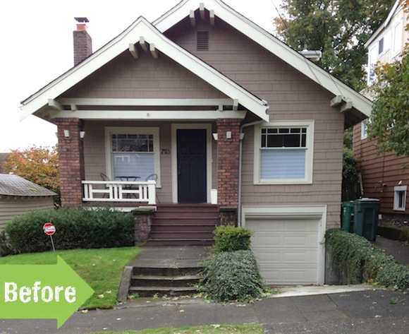 Before & After: A New Front Yard in Seattle