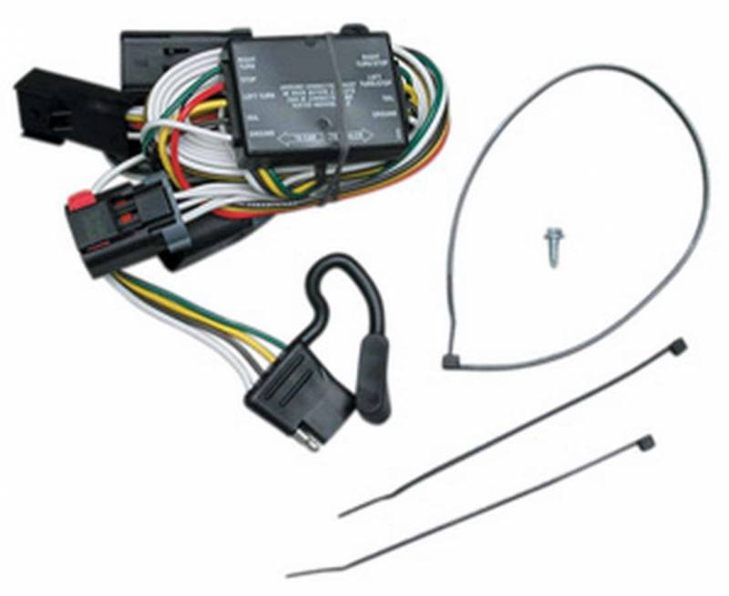 Reese Hitches T-One Connector Trailer Light Wiring Harness Brake