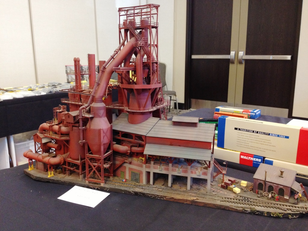Steel Mill Modeler39s Meet 2013 Pittsburgh Mainline