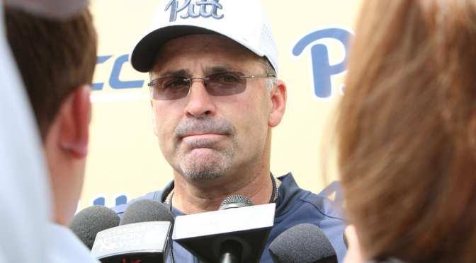 Pitt Can't Overlook Villanova Game