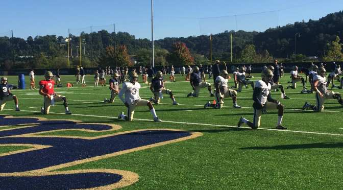 Pitt Football Week 5: Videos From Practice