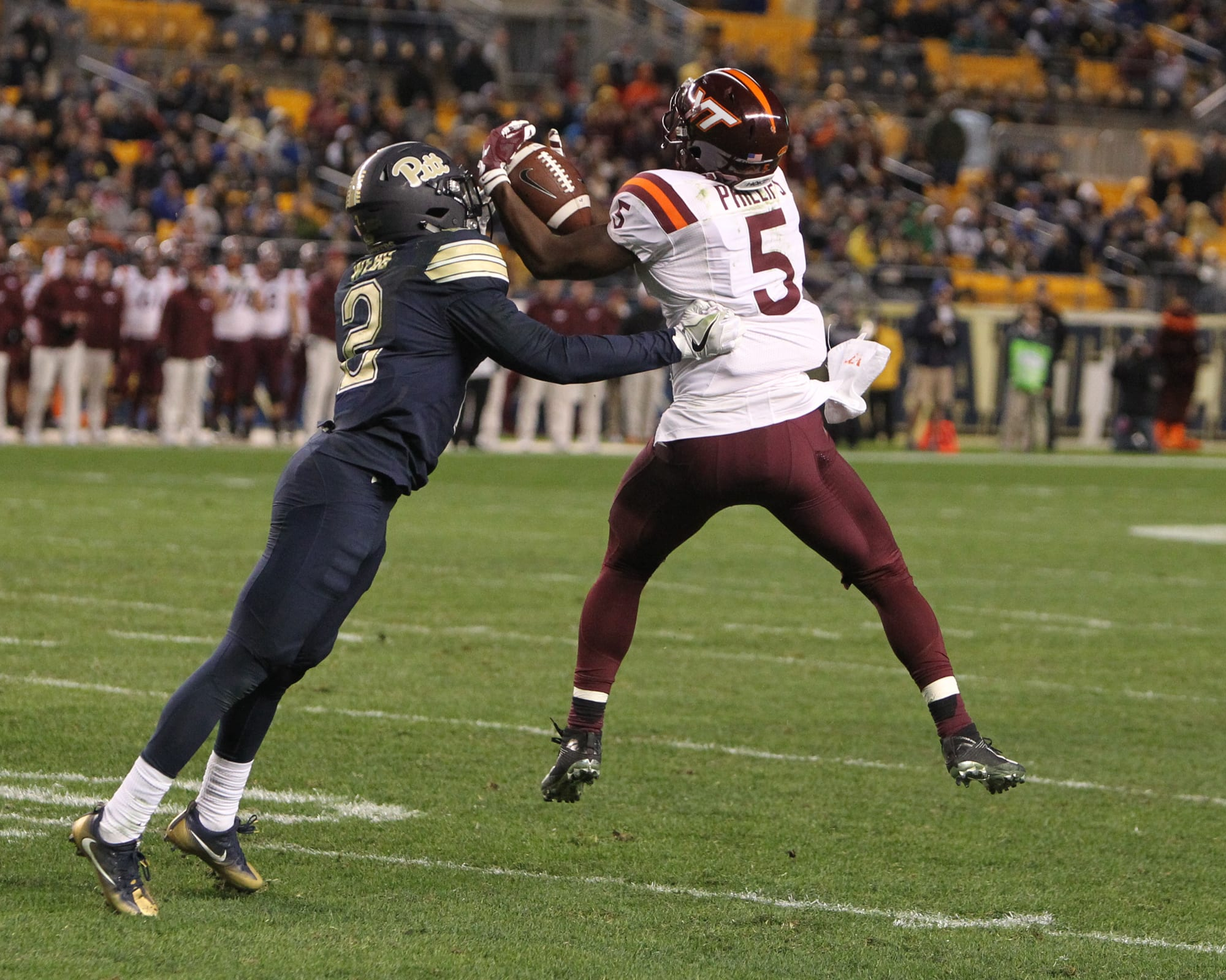 Pitt fined by ACC for Pat Narduzzi's Virginia Tech comment
