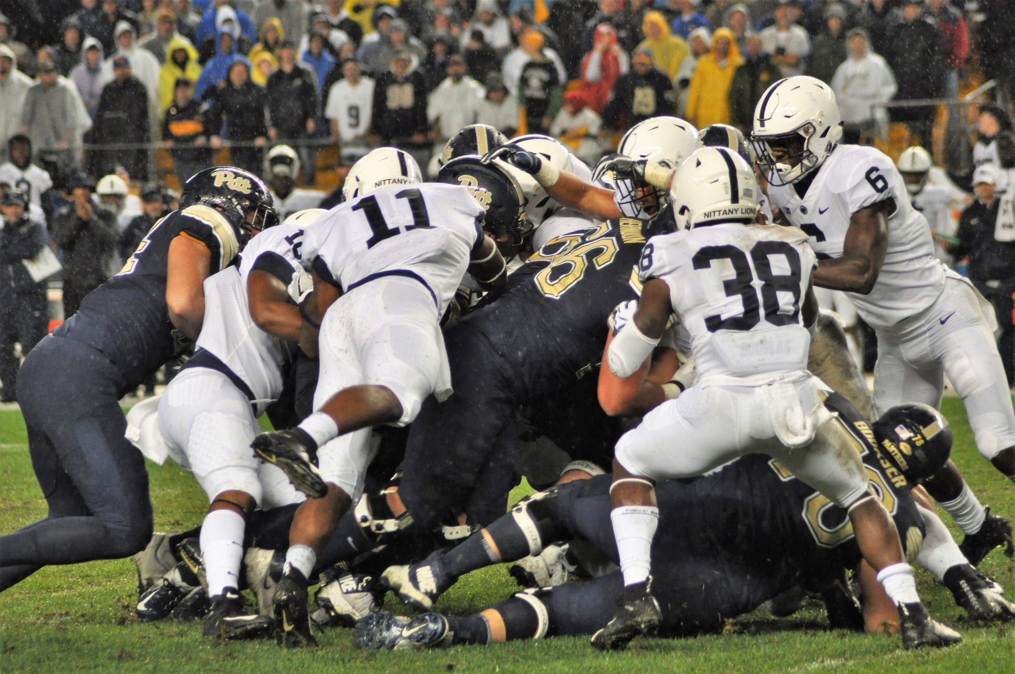 Penn State Football Expert Expects Pitt To Be 7 5 Point Underdog At Penn State