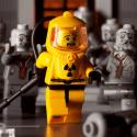 Zombie Outbreak Lego