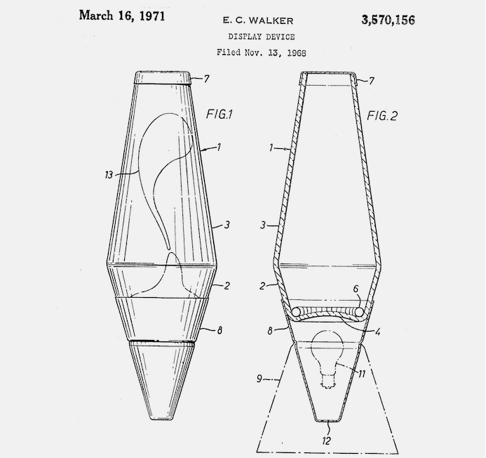 diagram lava lamp