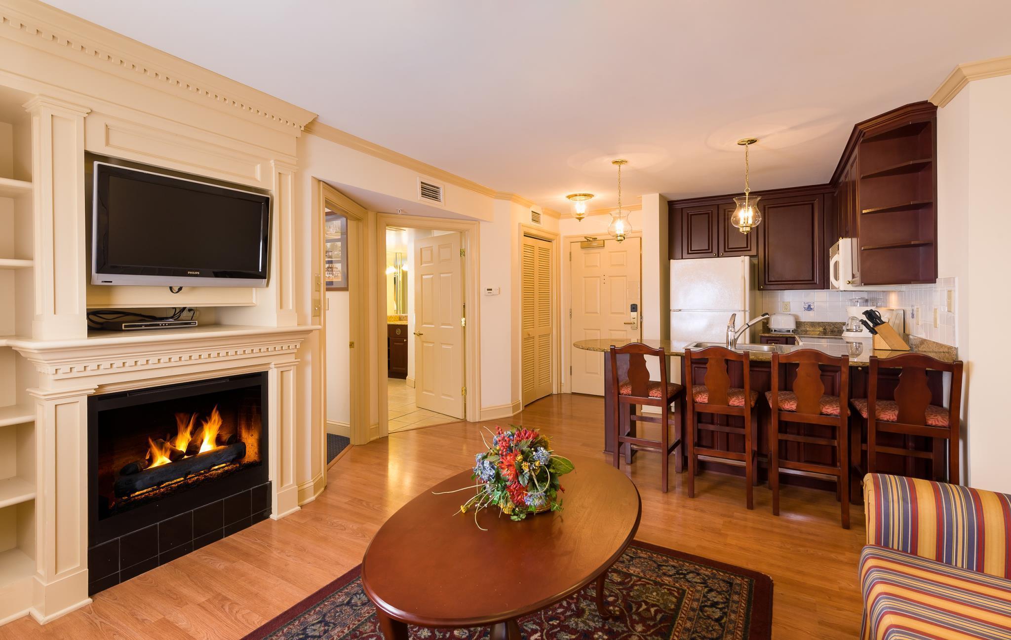 1-Bedroom Suite Westgate Williamsburg Resort