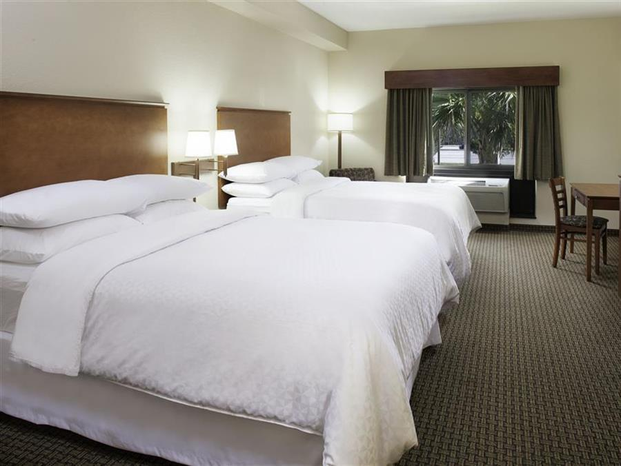 Traditional Two Queens Four Points by Sheraton Fort Myers Airport