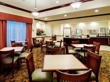 Country Inn and Suites By Carlson College Station TX Photo Coffee Shop/Cafe
