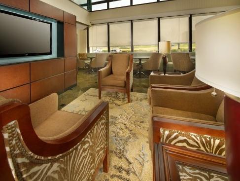Drury Inn and Suites Jackson MS Photo Lobby