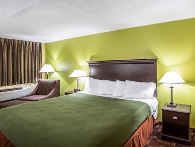 1 King Bed, Smoking Econo Lodge Biltmore