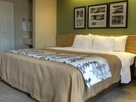 1 King Bed, Smoking Sleep Inn & Suites