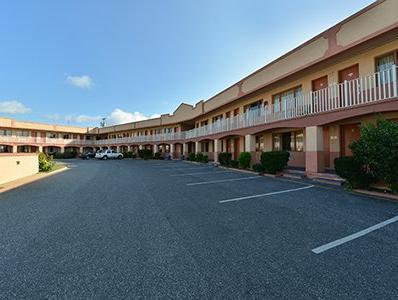 Bayview Inn and Suites Atlantic City Photo Exterior