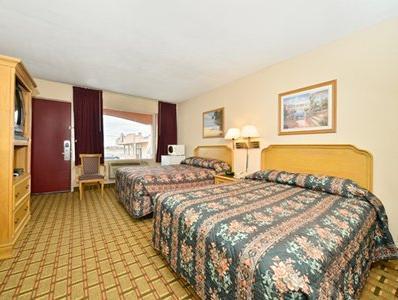 2 Queen Beds, Smoking Bayview Inn and Suites Atlantic City