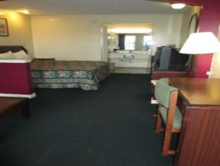 1 King Bed Suite Non-Smoking Americas Best Value Inn and Suites - Jackson Coliseum