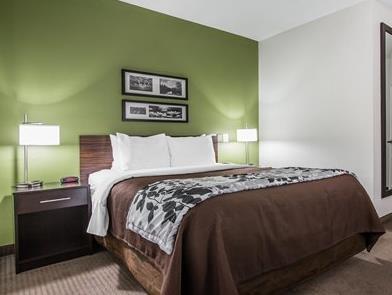 Sleep Inn Photo Guest Room