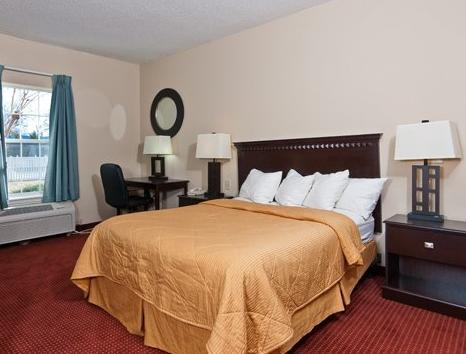 1 King Bed, Smoking - Stay 2 & Save Baymont Inn & Suites Decatur