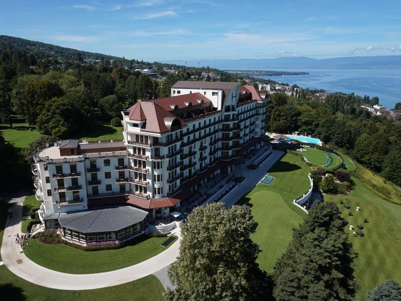 Le Royal Evian Hôtel Royal Evian Resort Hotel Royal Evian Resort