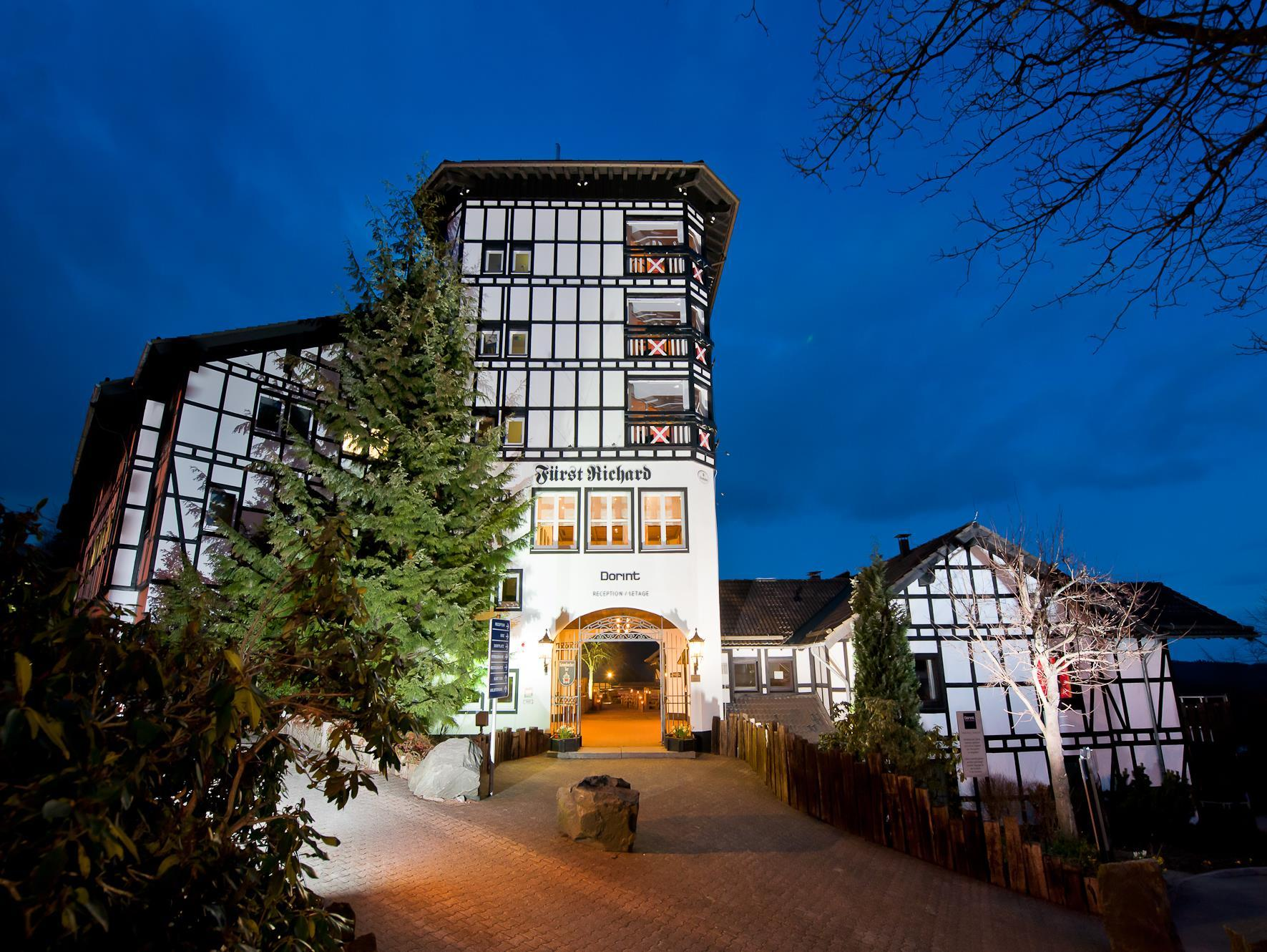 Dorint Hotel Sportresort Winterberg Sauerland In Germany - Winterberg Hotel