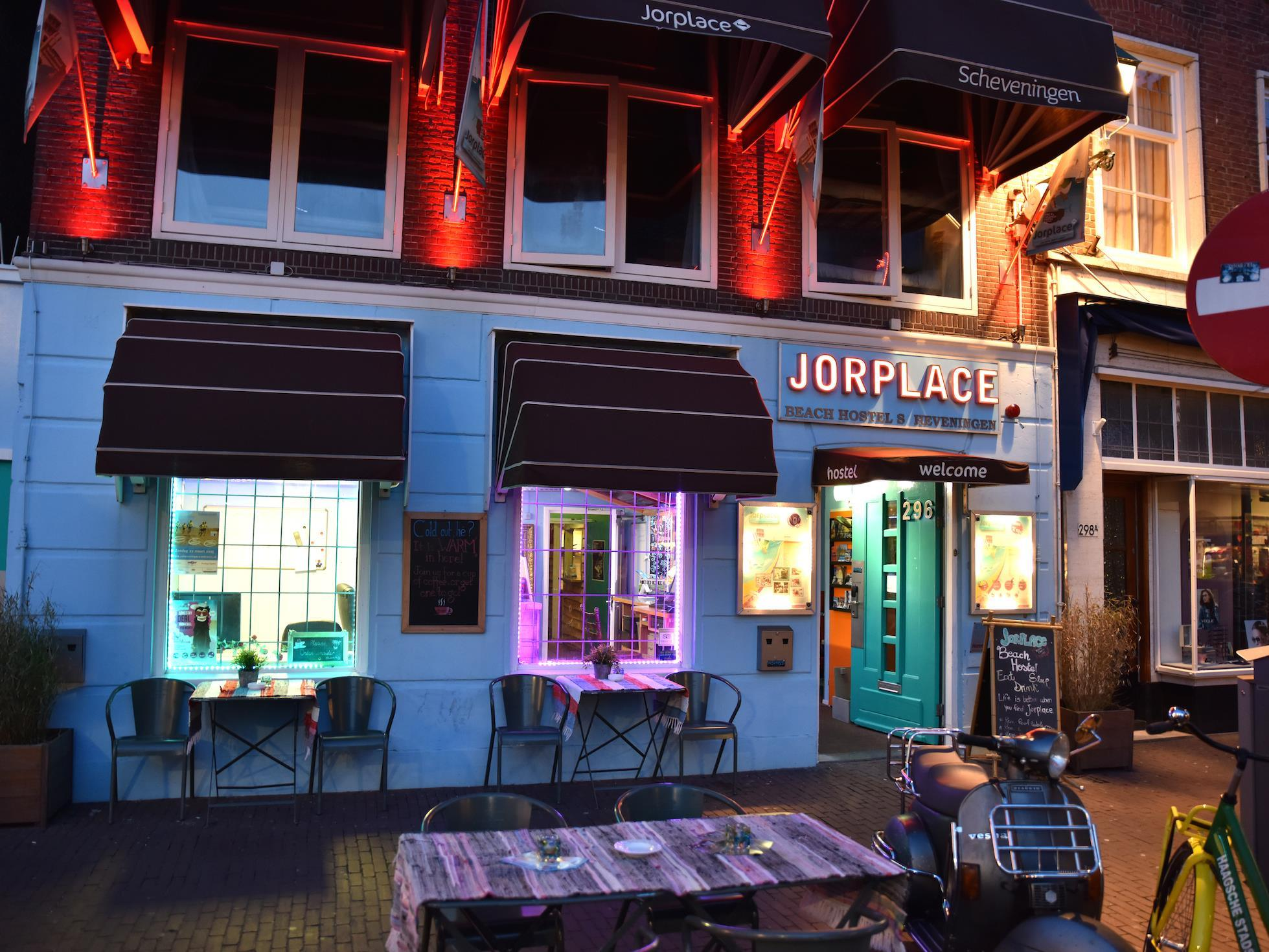 Keuken Binckhorst Best Price On Jorplace Beach Hostel In The Hague Reviews