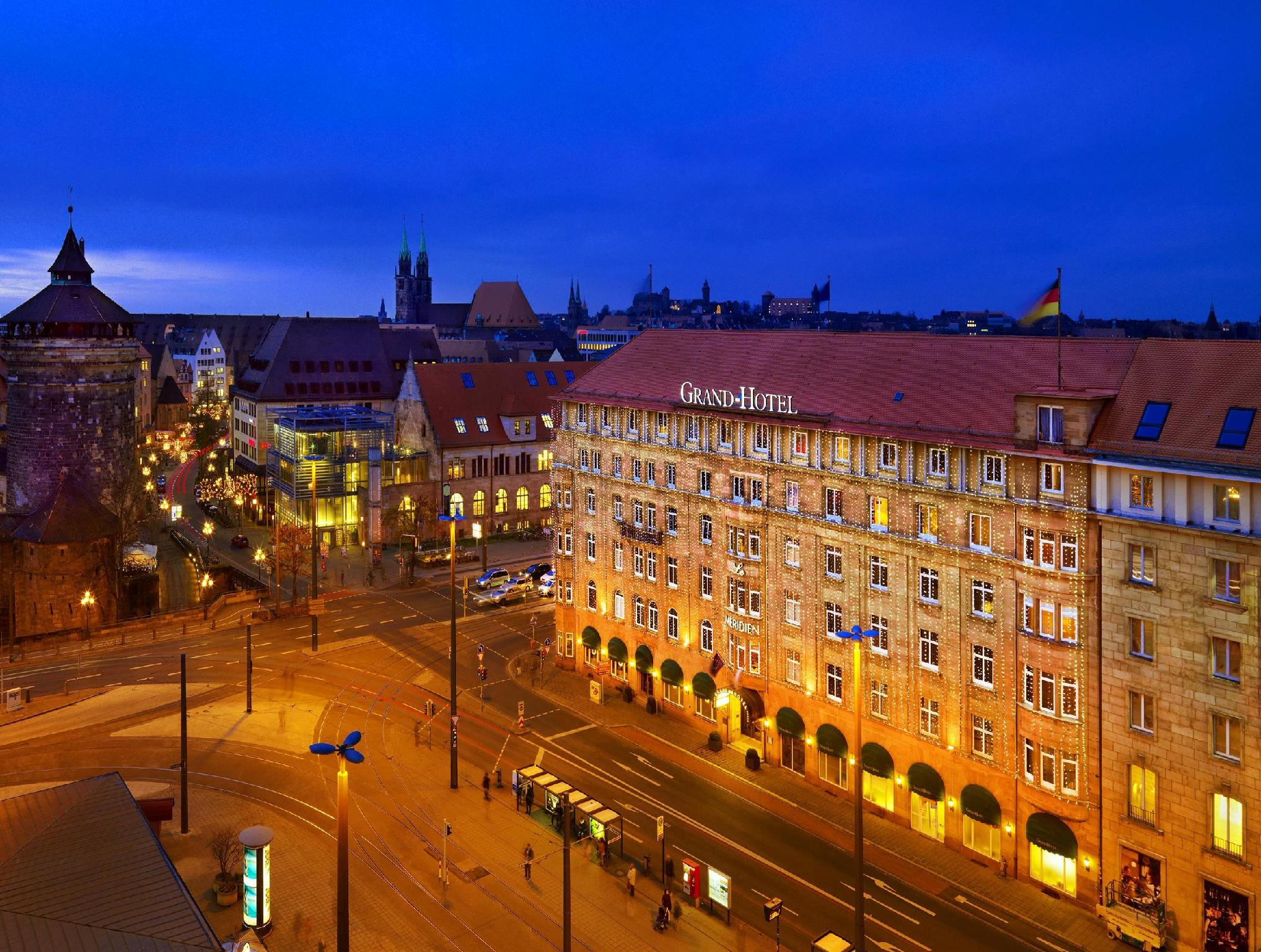Le Méridien Grand Hotel Nuremberg In Germany Room Deals Photos Reviews