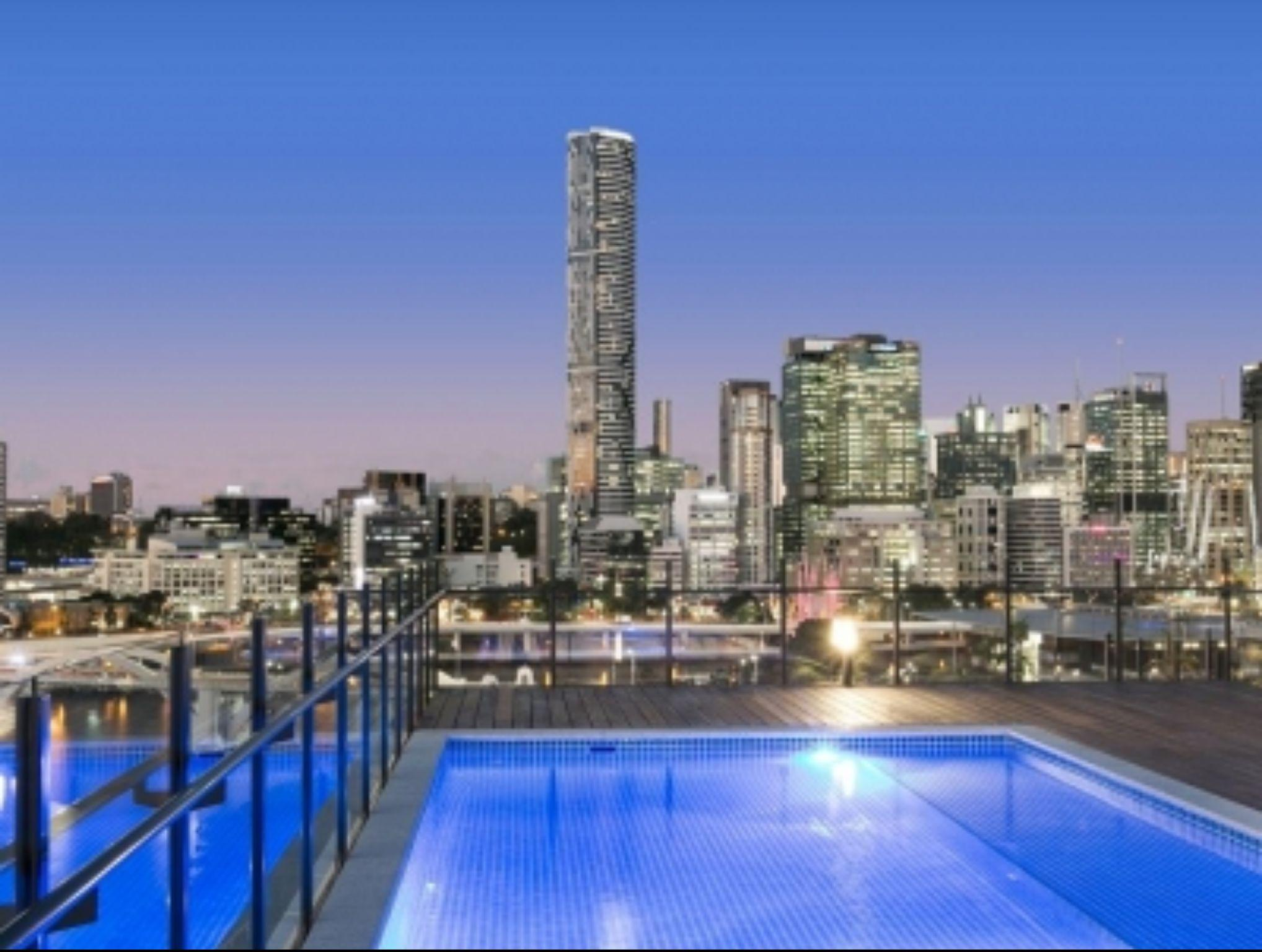 2 Bedroom Apartment Brisbane Book Spice Apartments South Brisbane Australia 2019 Prices