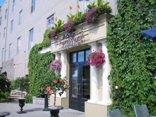 Hotel Port Royal Hotel Port Royal In Quebec City Qc Room Deals Photos Reviews