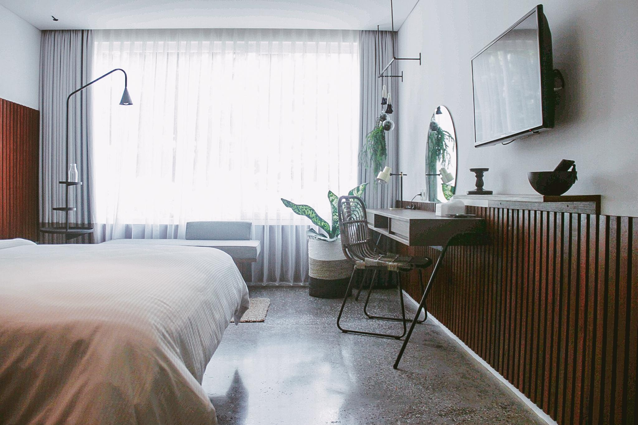 Design Hotel Minimalis Blackbird Hotel Bandung In Indonesia Room Deals Photos Reviews