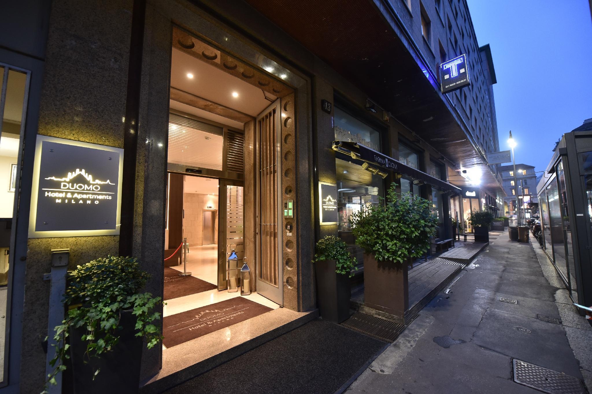 Duomo Hotel And Apartments In Milan Room Deals Photos Reviews