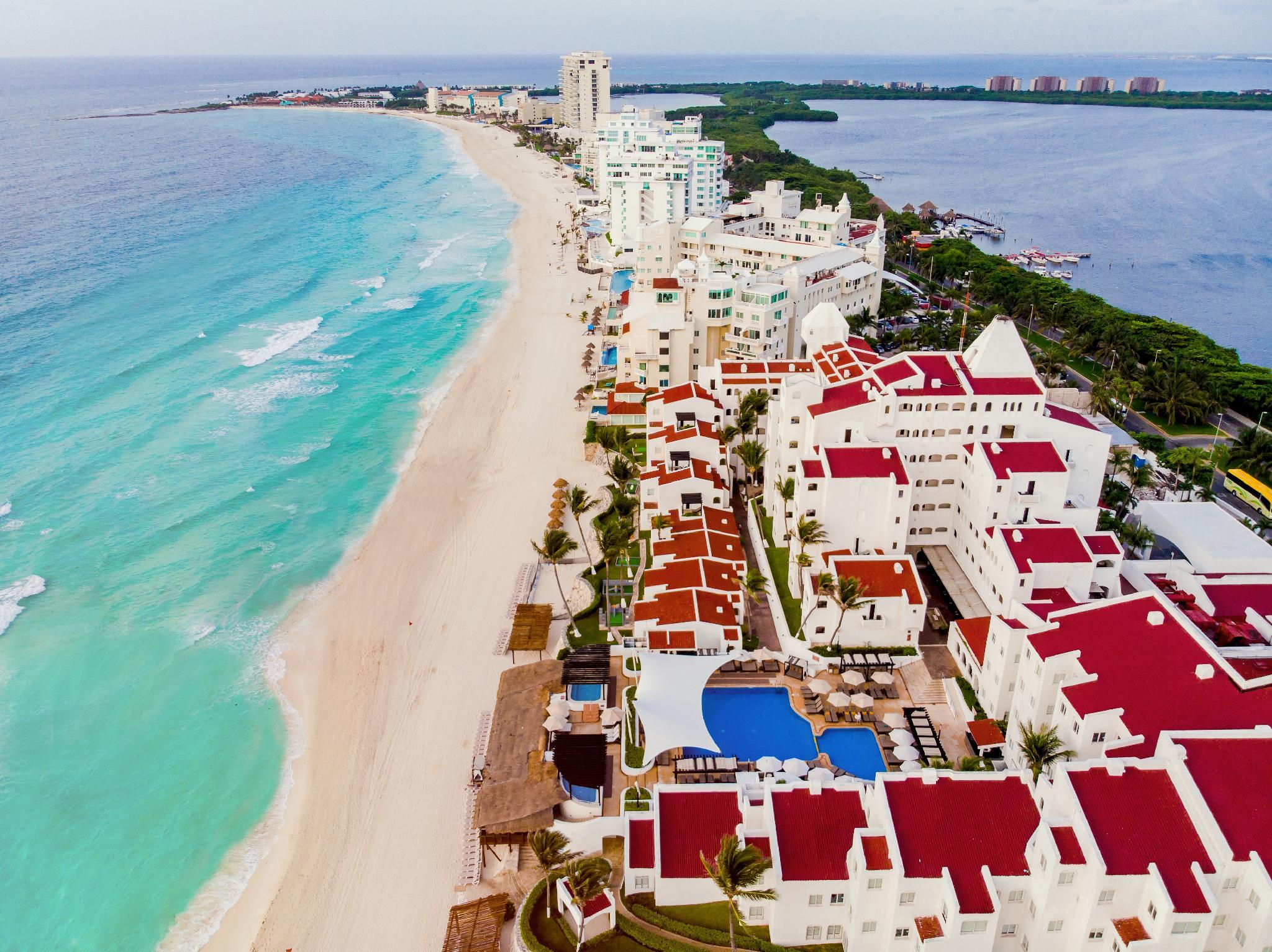 All Inclusive Resort Gr Caribe By Solaris Deluxe All Inclusive Resort In Cancun Room