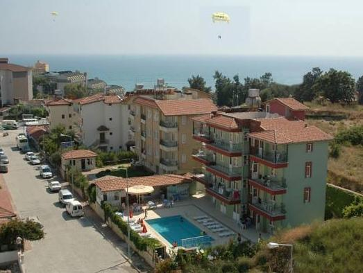 Kumköy Side Kaya Apart Hotel Side In Manavgat Room Deals Photos Reviews