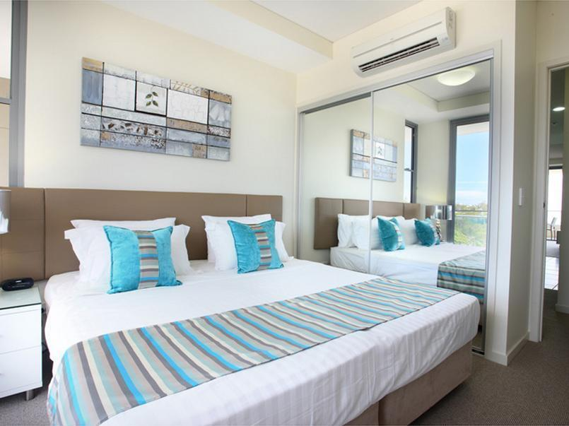 Schlafzimmer Monaco Das Monaco Apartments Resort In Sunshine Coast Buchen