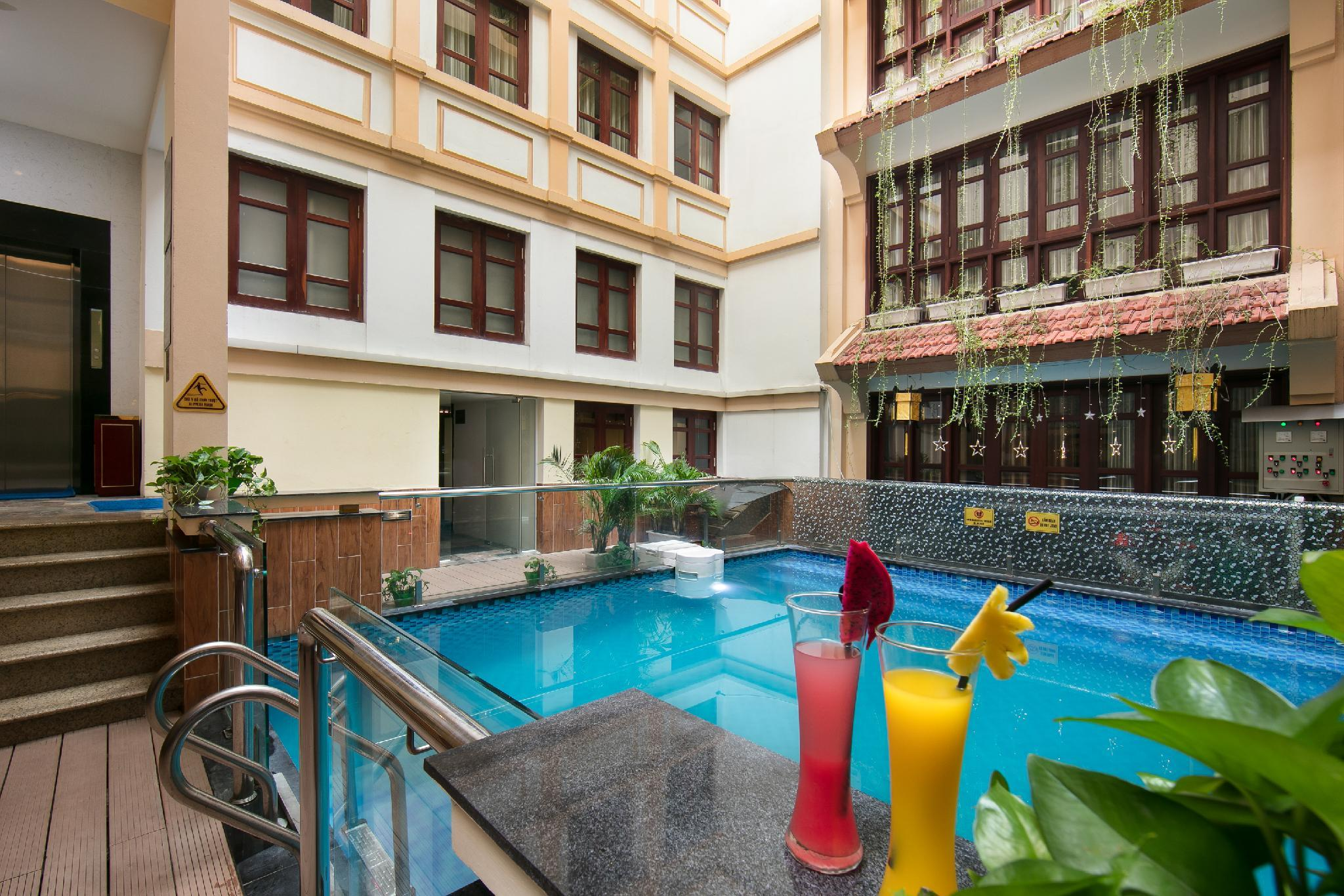 Hotel Goedkope Hanoi Nostalgia Hotel Spa In Vietnam Room Deals Photos Reviews