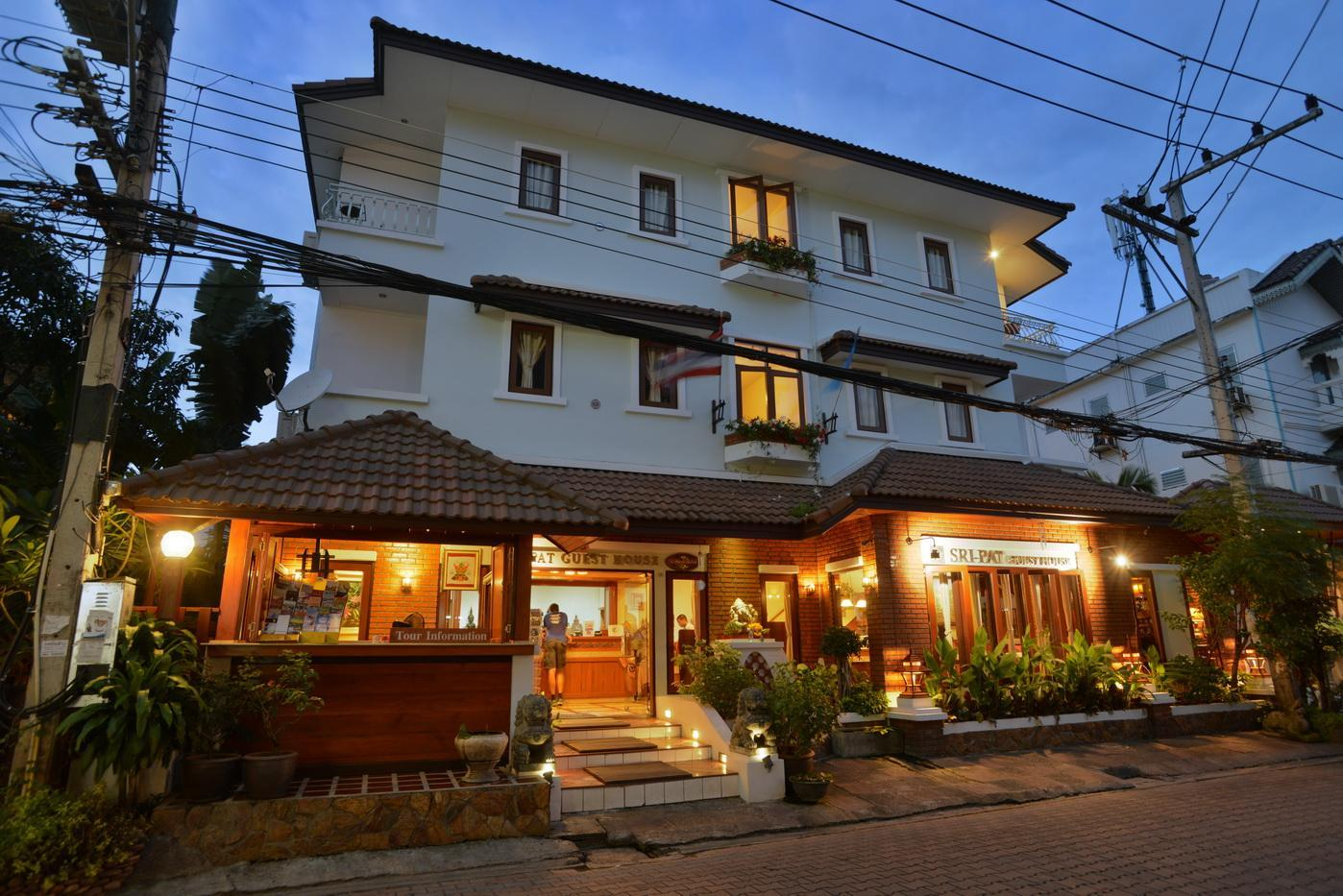 Arte Guest House Chiang Mai Sri Pat Guest House In Chiang Mai Room Deals Photos Reviews
