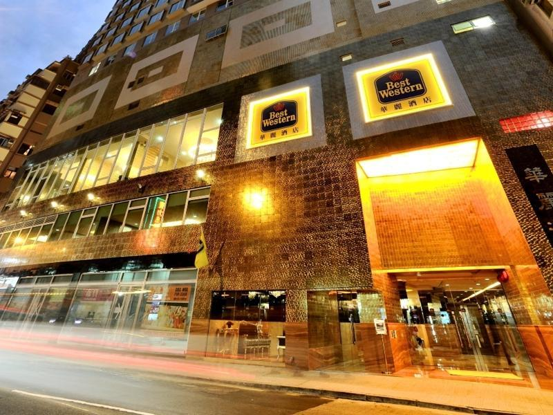 Western Hotel Best Western Grand Hotel In Hong Kong - Room Deals, Photos