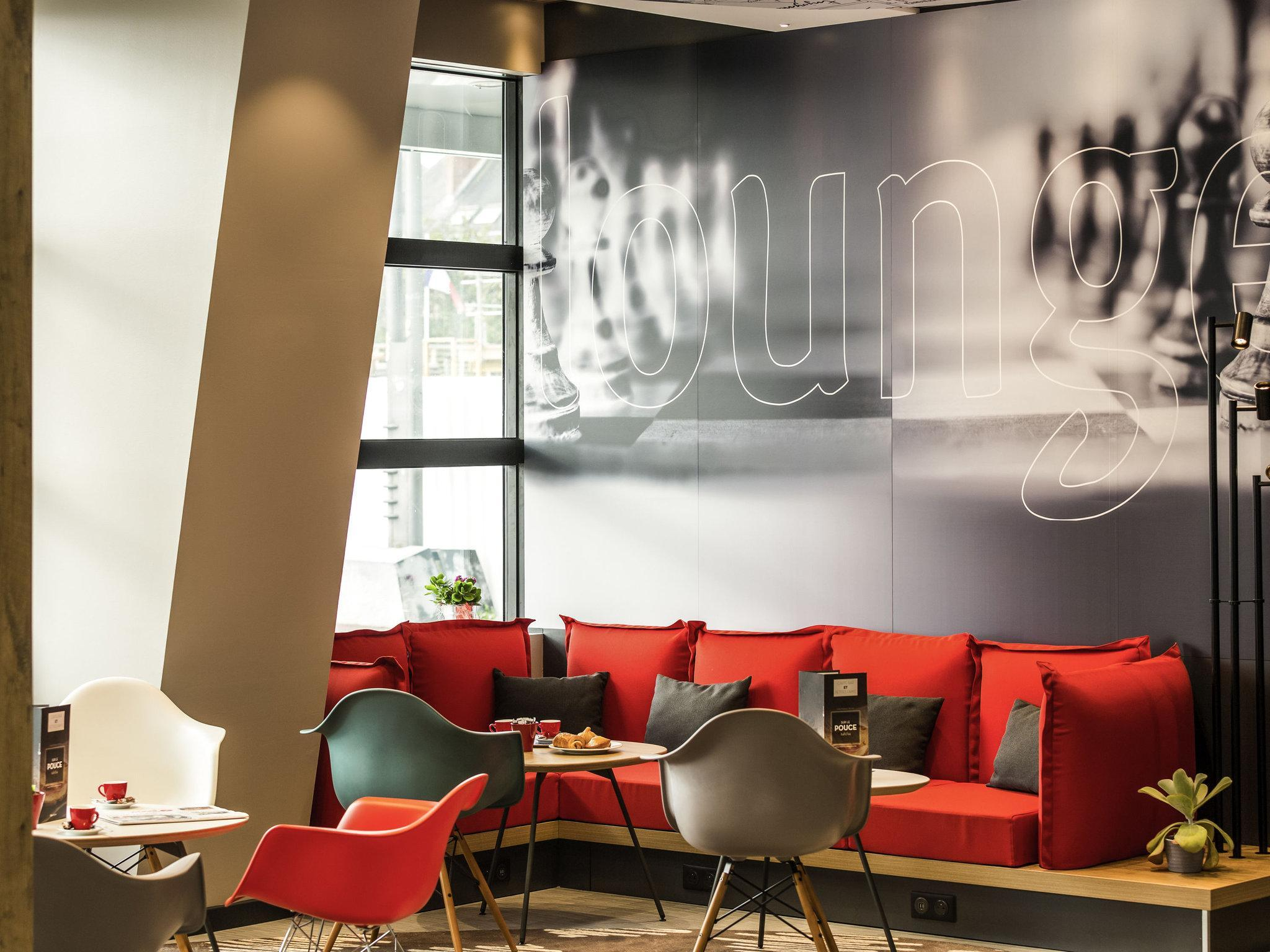 Location Decoration Rennes Ibis Rennes Centre Gare Sud In France Room Deals Photos Reviews