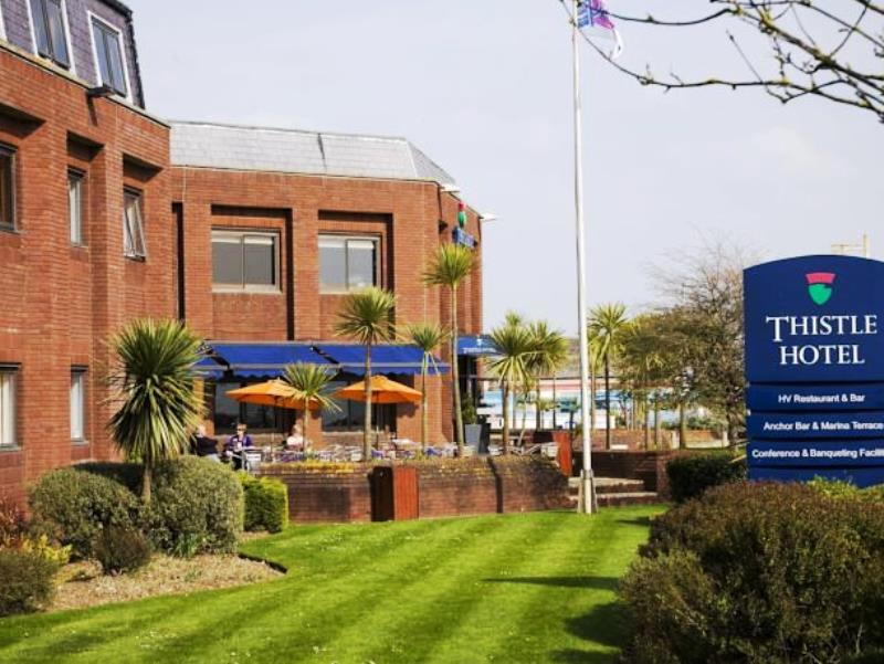 Bed And Breakfast Poole Harbour Thistle Poole Hotel In United Kingdom Room Deals Photos Reviews