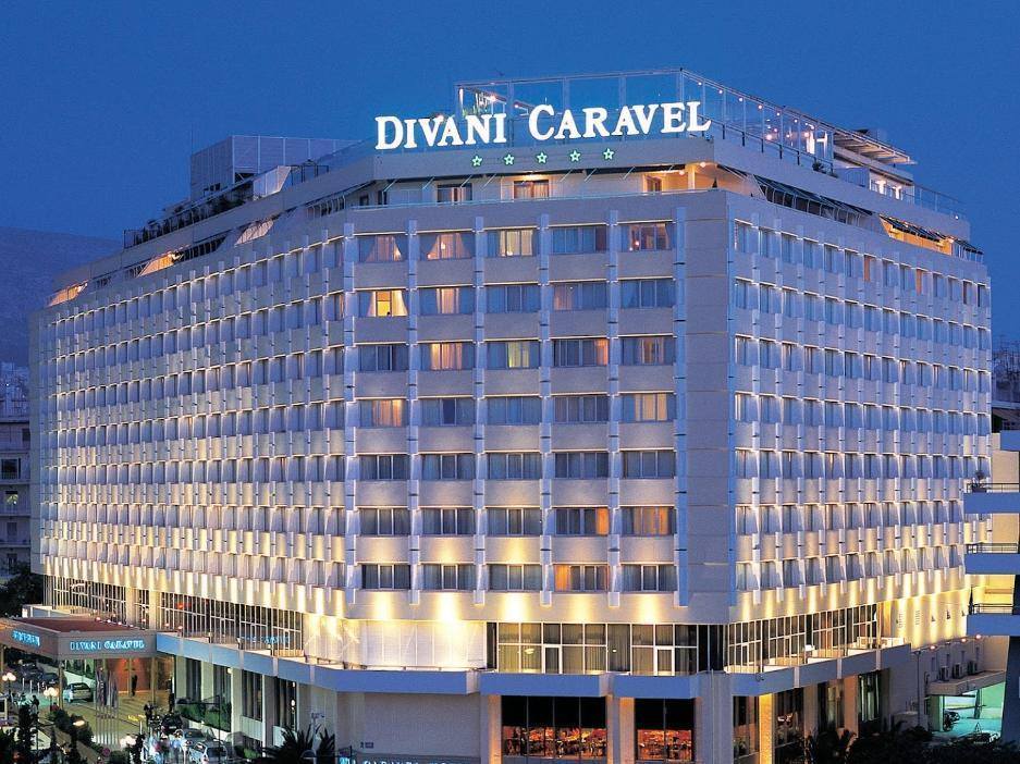 Divani Caravel Gym Hotel Reviews Of Divani Caravel Hotel Athens Greece Page 1