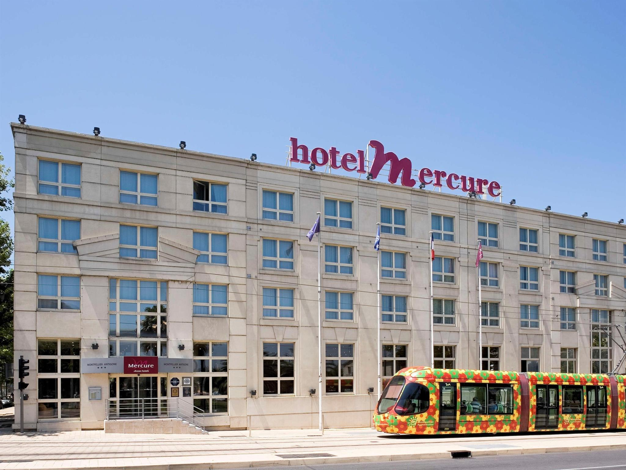 Mercure Montpellier Antigone Hotel In France Room Deals Photos Reviews