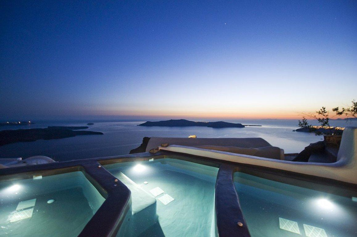 Tauchbecken Outdoor Sophia Luxury Suites, Santorini Ab 107 € - Agoda.com