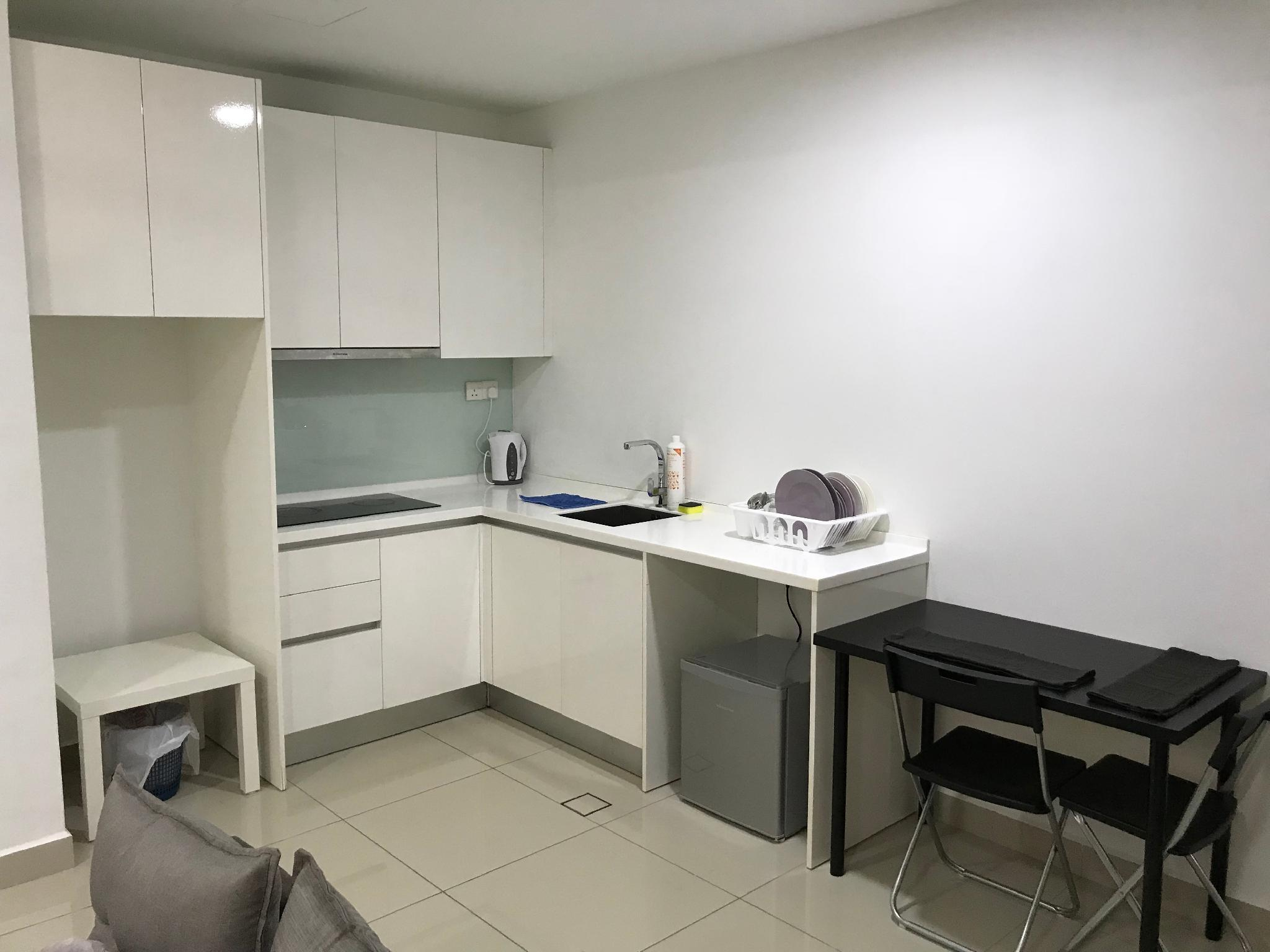 Studio Appartement Tropez Residence Danga Bay Studio Apartment Johor Bahru Room