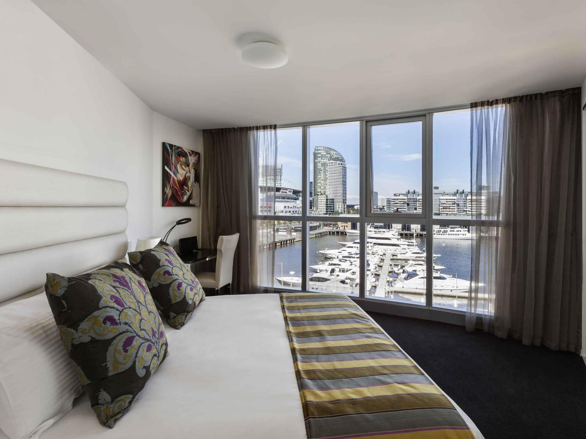 2 Bed Apartment Melbourne The Sebel Melbourne Docklands Hotel Australia From 68