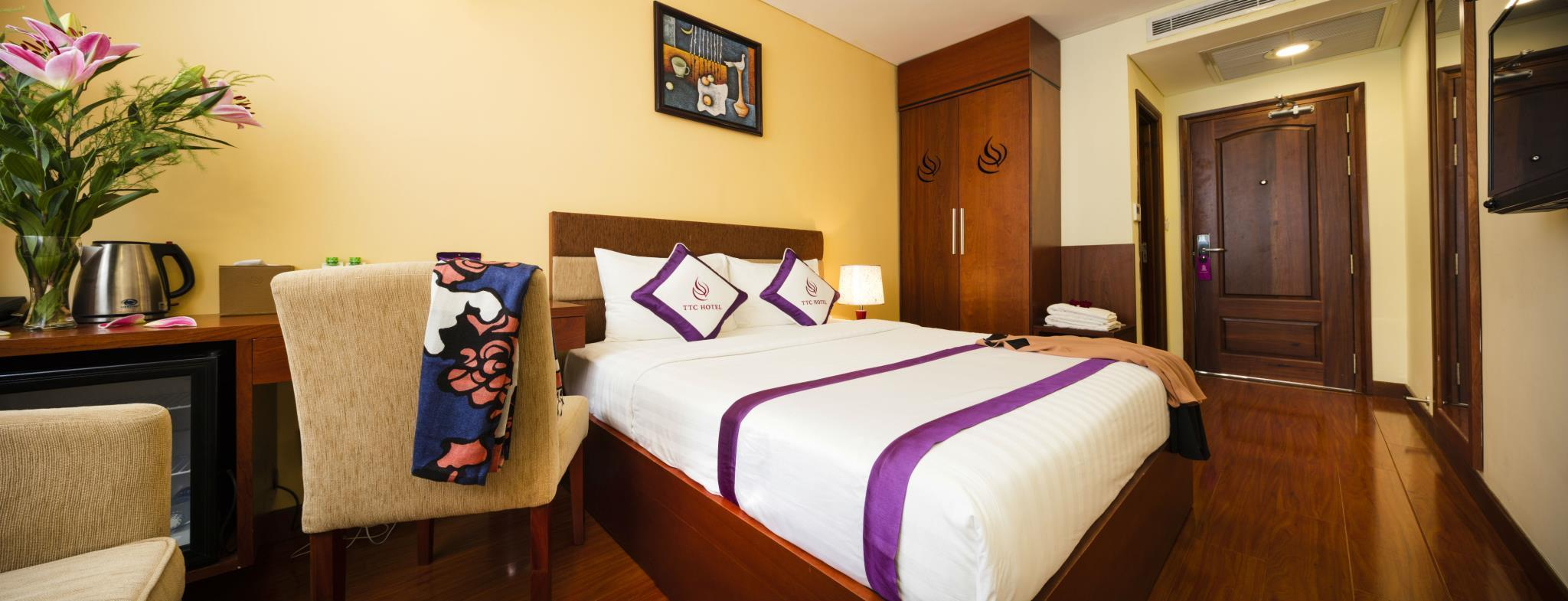 Ttc Hotel Deluxe Saigon In Ho Chi Minh City Room Deals Photos Reviews