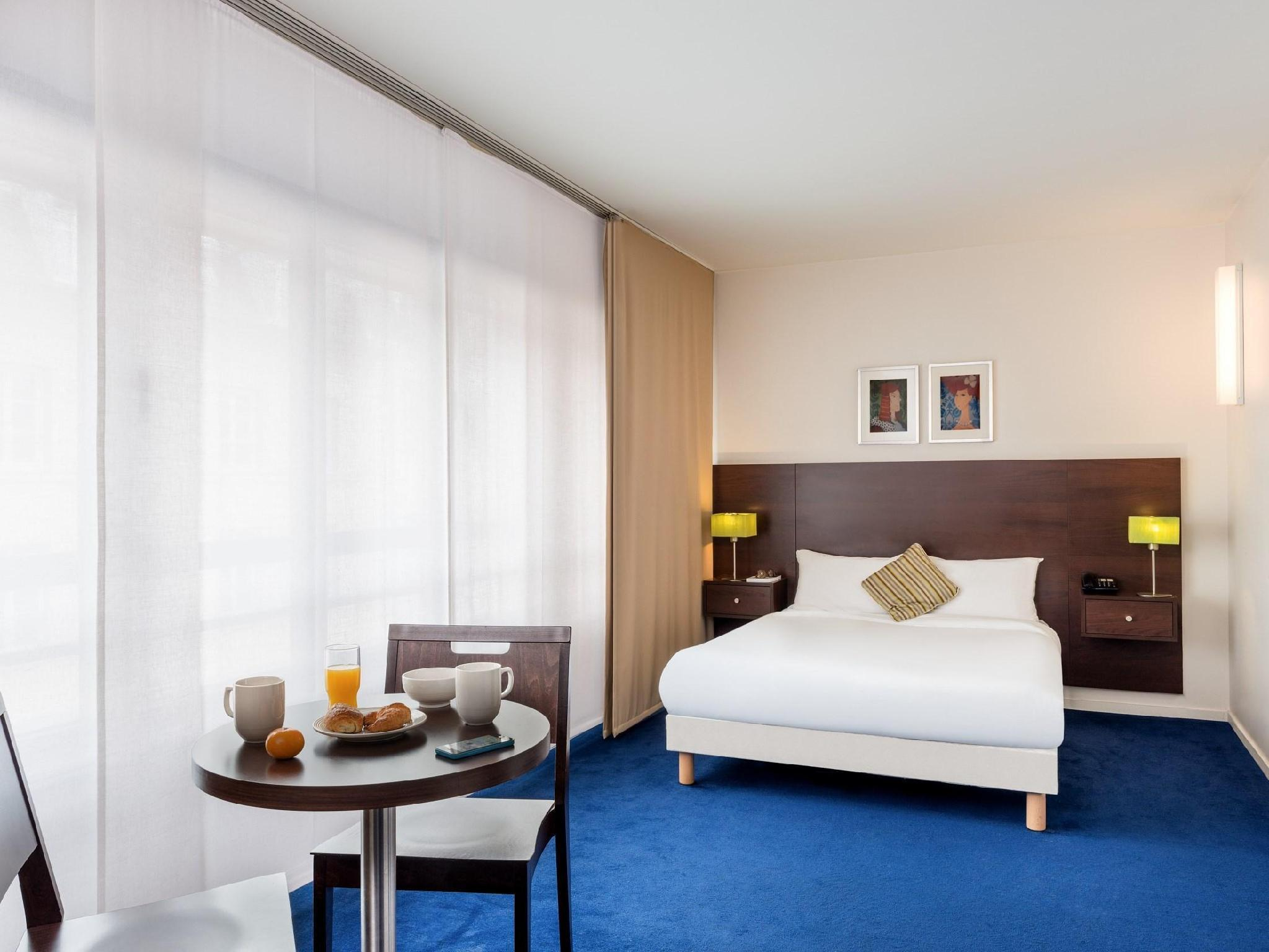 Adagio Access Paris Porte De Charenton Adagio Access Paris Bastille Aparthotel France From 102