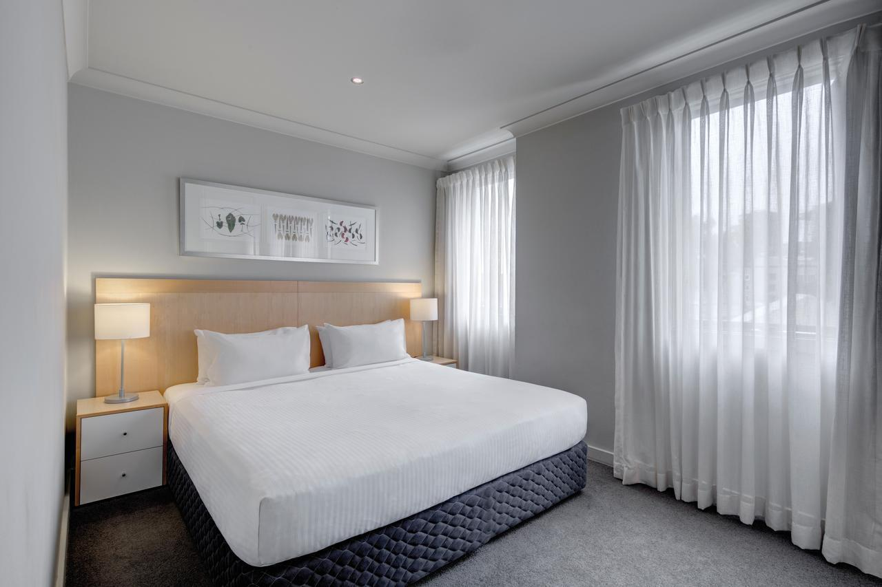 Chippendale Schlafzimmer Adina Apartment Hotel Sydney Chippendale Australien Ab 73