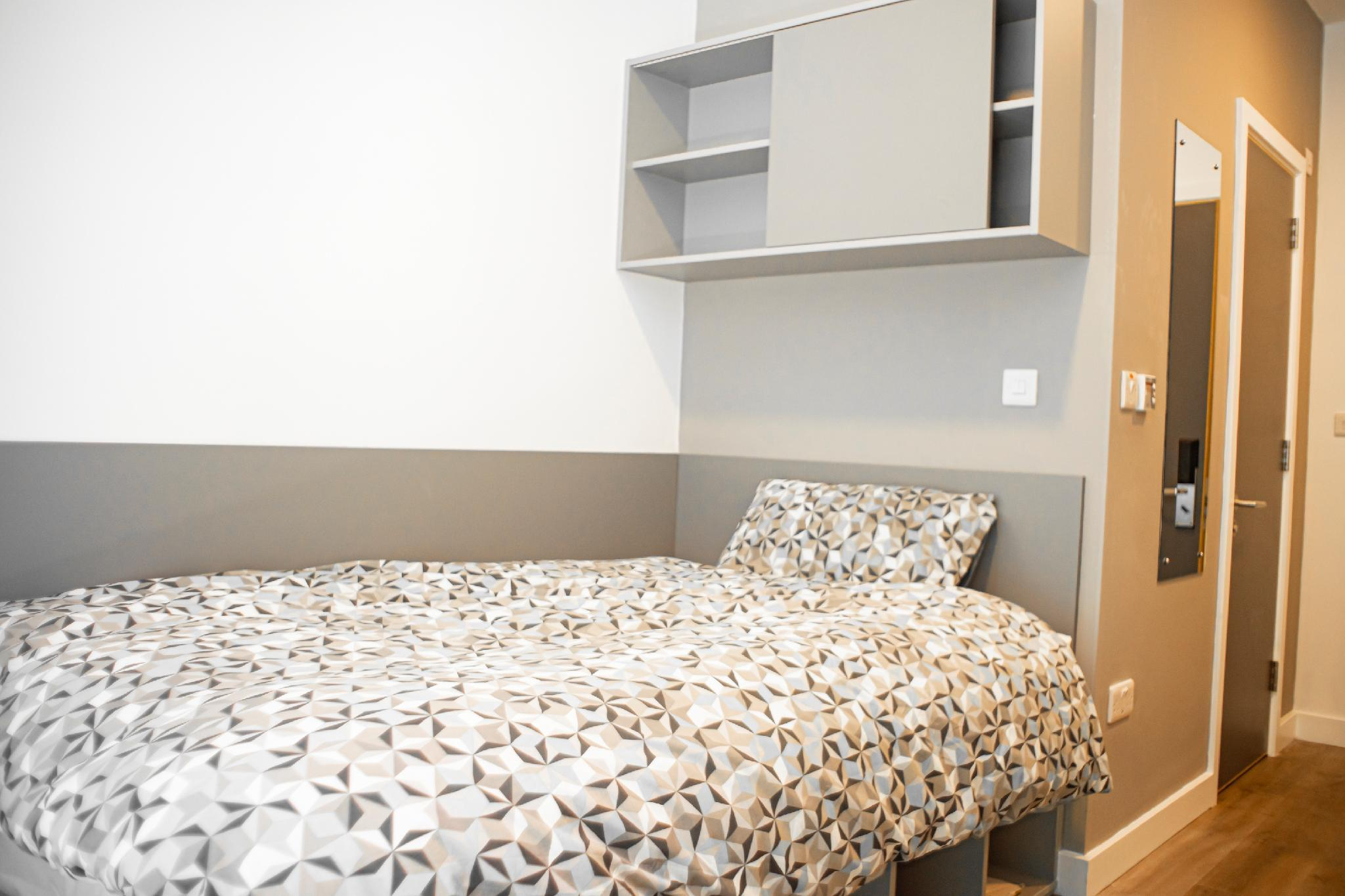 Schlafzimmer Campus Hashtag Dublin Campus Accommodation, Irland - Agoda.com