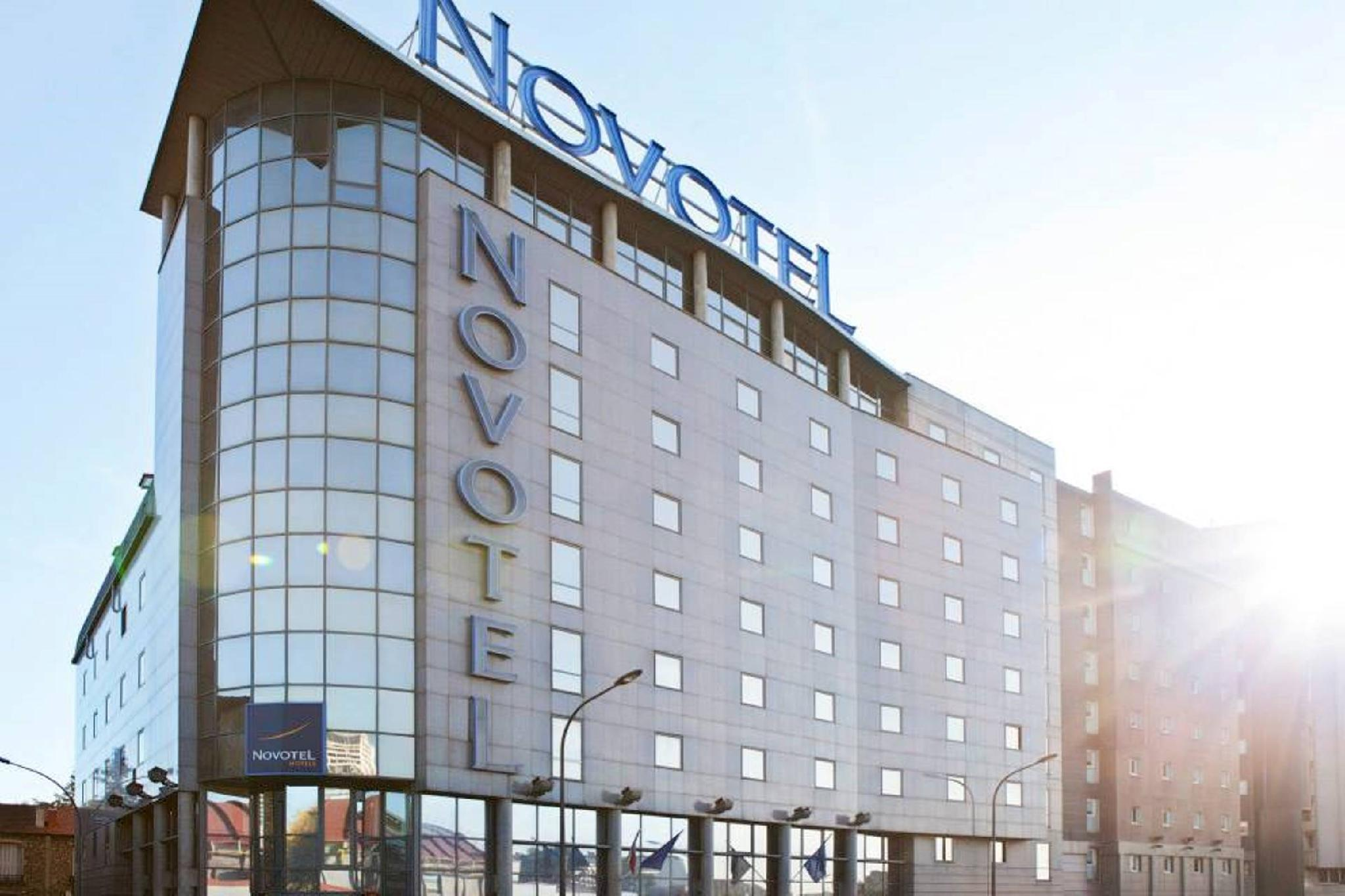 Hotel Ibis Porte De Clichy Novotel Paris 13 Porte D Italie Hotel In France Room Deals