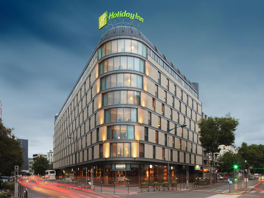 Hotel Ibis Porte De Clichy Best Price On Holiday Inn Paris Porte De Clichy In Paris Reviews