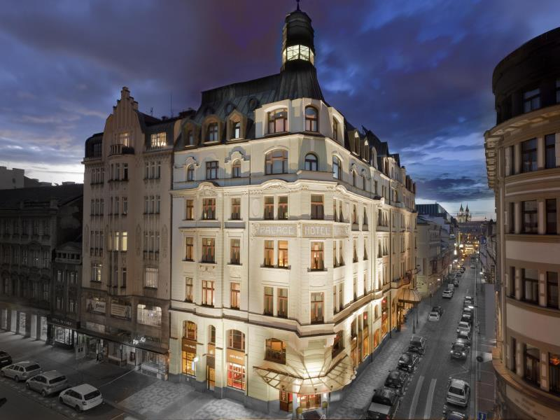 Art Nouveau Palace Hotel Best Price On Art Nouveau Palace Hotel In Prague Reviews